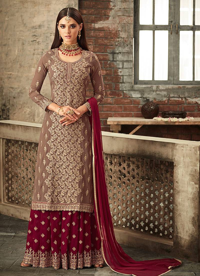 Sharara Wedding salwar Suit