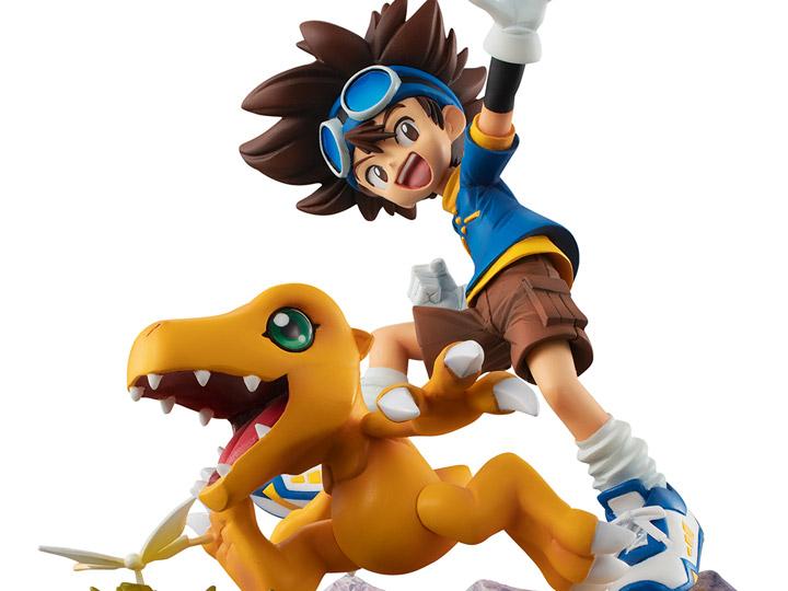 Digimon Adventure Yamaguchi Taichi And Agumon