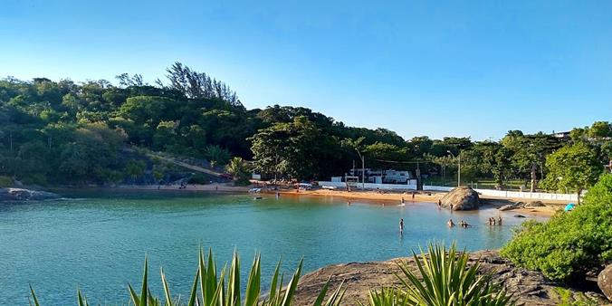 Praia do Camping - Setiba