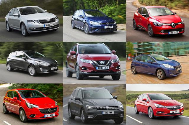 قائمة أسعار ومواصفات أكثر 10 سيارات أوروبية جديدة مبيعًا في مصر