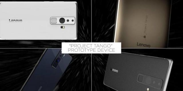 Nantikan Ponsel dengan Project Tango yang Tengah Dikembangkan Google dan Lenovo