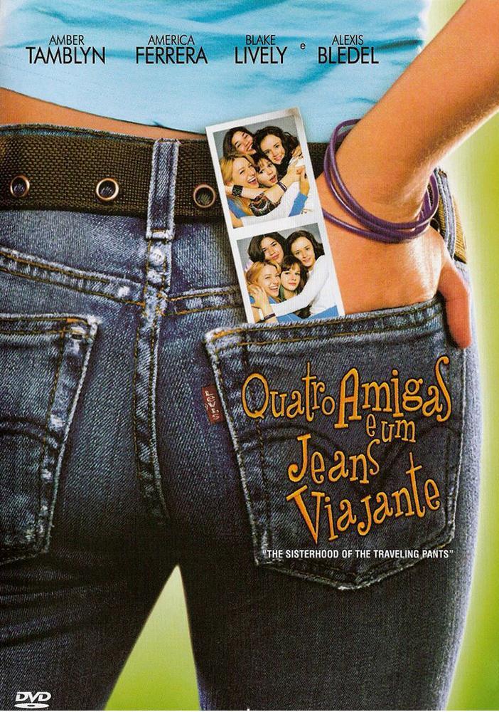 Quatro Amigas e um Jeans Viajante Dublado Online