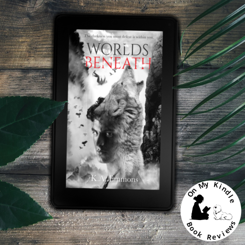 On My Kindle BR's review of WORLDS BENEATH by K.A. Emmons