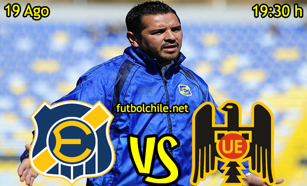 Ver stream hd youtube facebook movil android ios iphone table ipad windows mac linux resultado en vivo, online: Everton vs Unión Española