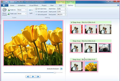 Cara pasang Windows Live Essential Movie Maker ke laptop windows 7