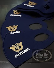 MASKER KAIN SCUBA, REQUEST LOGO SABLON by PhaDe Production