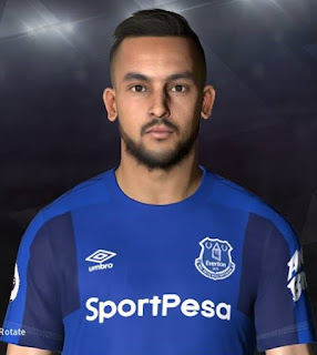 PES 2017 Faces Theo Walcott by Facemaker Ahmed El Shenawy