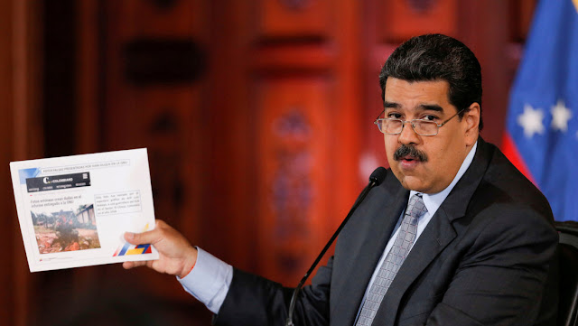 """Maduro acusa a Duque de buscar """"justificaciones no creíbles"""" para evitar la reanudación de las relaciones consulares"""