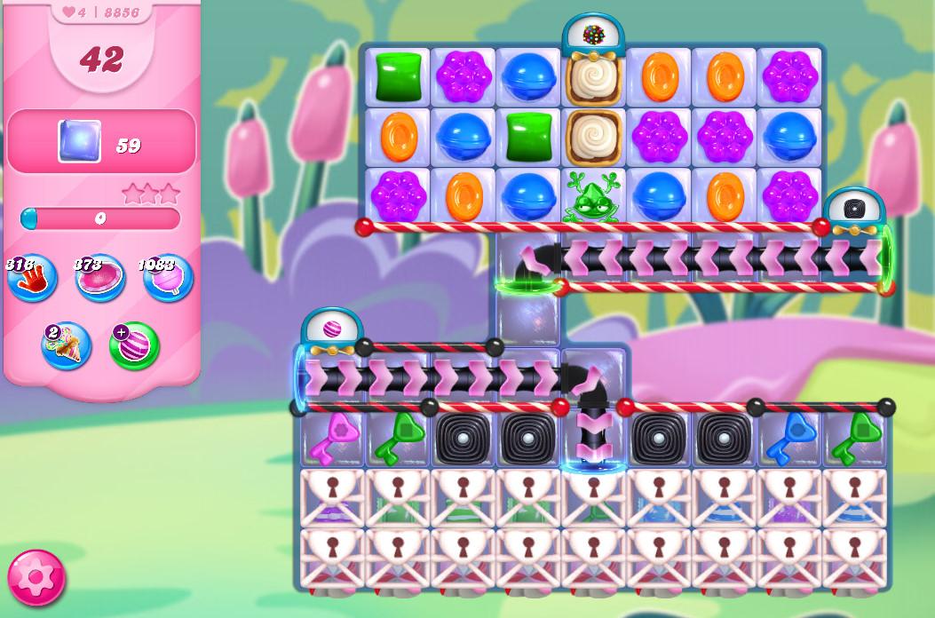 Candy Crush Saga level 8856