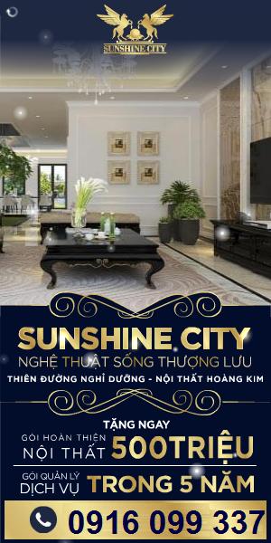 Chung cư Sunshine City