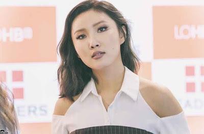 100 Fakta Menarik Hwasa Mamamoo Ahn Hye Jin