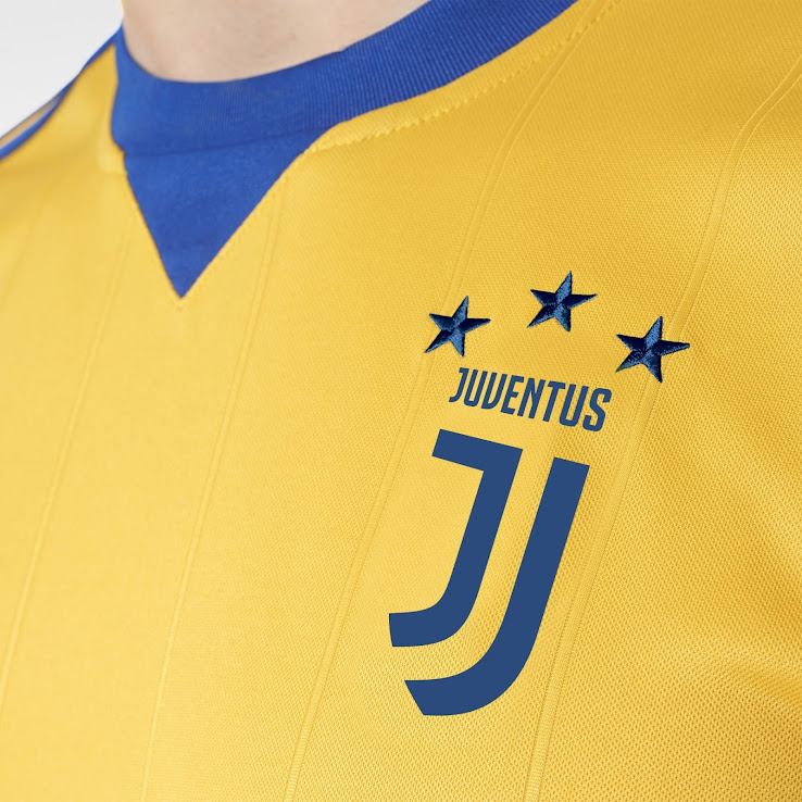 31b742943 Yellow and blue is a combination of colors that has enjoyed great  popularity throughout many Juventus away kits