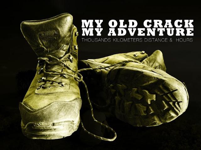 Sepatu Boot Kusam