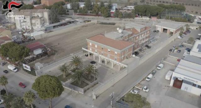 San Severo: teppismo nel centro storico e monopattino selvaggio. I Carabinieri intensificano i controlli