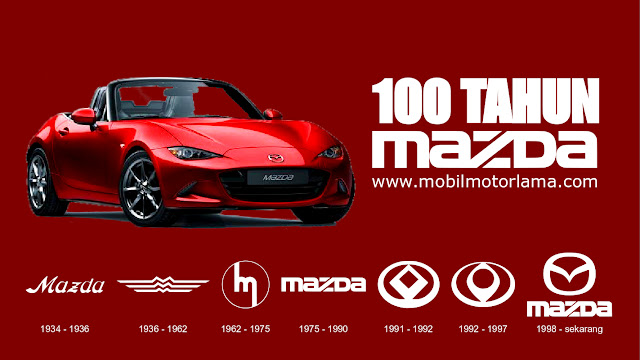 100 tahun Mazda