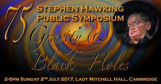 Stephen Hawking's 75th Birthday Conference: Impressions