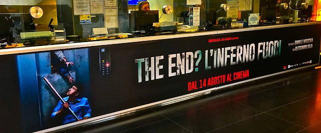 The End? L'inferno fuori: da oggi nelle sale italiane