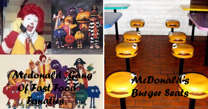 19 Photos Of McDonald's From The '80s And '90s To Show How Things Have Changed