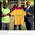 Former Valencia FC Director Signs For South Absa Giants - Sundowns