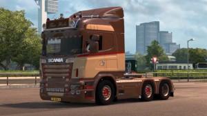 Scania R620 Theo Hoks truck mod 3.0