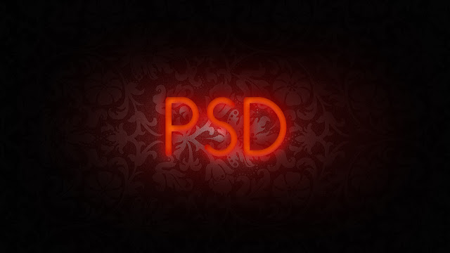 Realistic NEON Text Effect in Photoshop