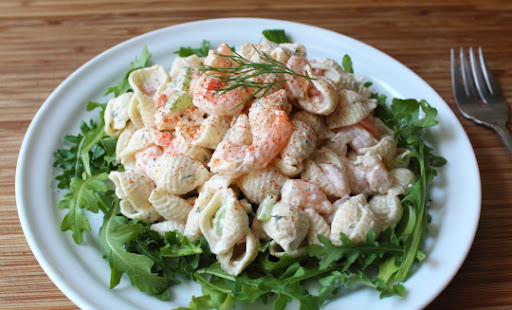 Food Wishes Video Recipes Shrimp Pasta Shells Salad And They