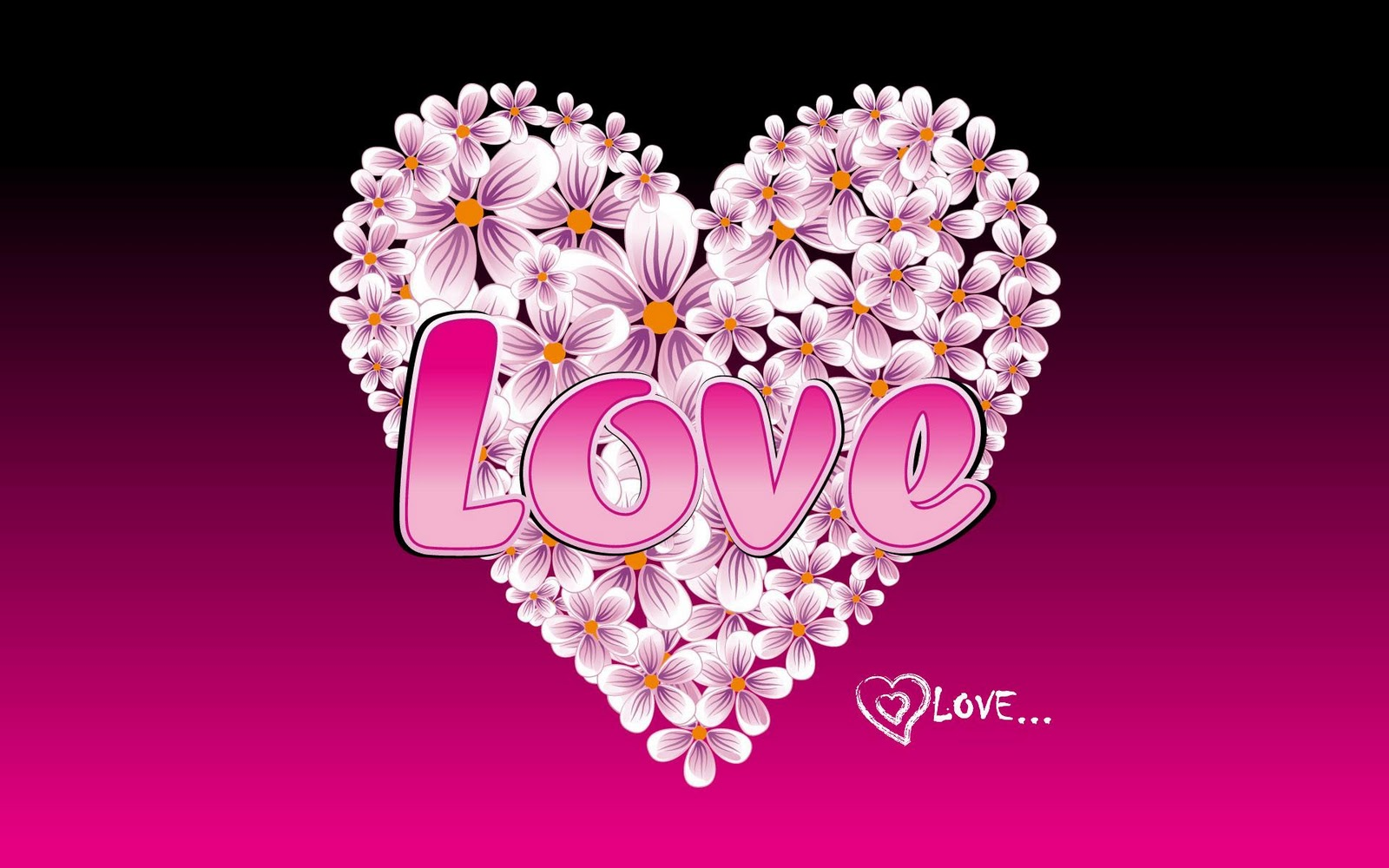 Touch my heart 25 beautiful pink heart wallpapers - Heart to heart wallpaper ...