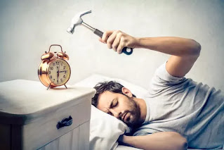 Five-step snooze proof awaking strategy