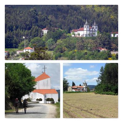 Igrejas no Caminho de Santiago