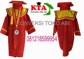 tempat pembuatan toga untuk anak Jakarta |Wa 085715470979 |Telp 087808189049