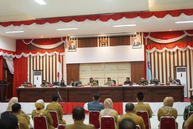 Kasus Corona di Bone Melonjak, Gugus Tugas Kecamatan Bakal Diaktifkan Kembali