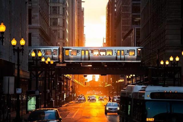 Quanto dinheiro levar para hospedagem e transporte em Chicago
