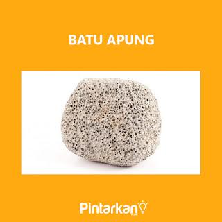 Gambar Batu Apung