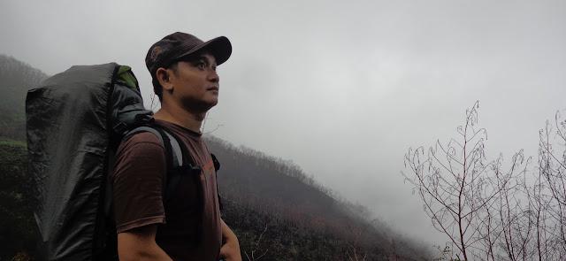 pendakian jalur sumbing