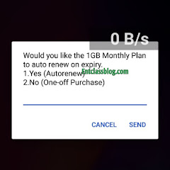 How To Activate MTN 1GB For 100 Naira Valid For 1 Month