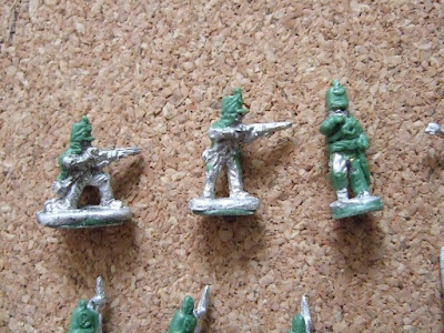 10mm Peninsular British from Lancer Miniatures picture 2
