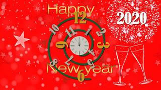รวมรูป สวัสดีปีใหม่ 2563 Happy New Year 2020