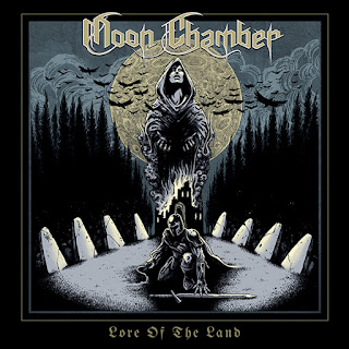 "Το τραγούδι των Moon Chamber ""When Stakes Are High"" από το album ""Lore Of The Land"""