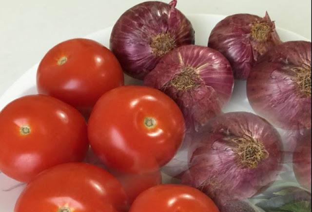 Tomato onion price in karachi