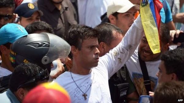 Rumor de envenenamiento a Leopoldo Lopez
