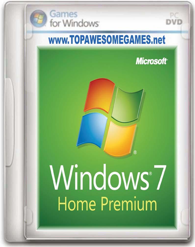 Windows 7 Home Premium Iso 32 64 Bit Free Download Full