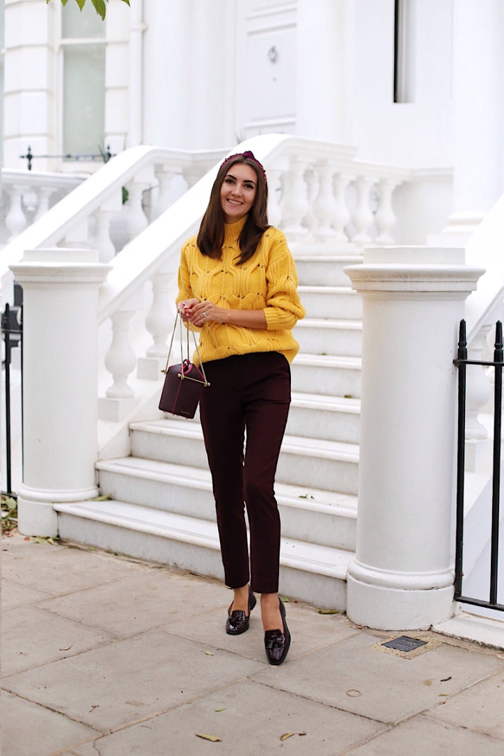 galina thomas london  fashion blogger