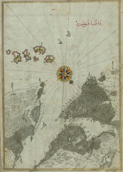 piri resi kitabı bahriye harita istanbul