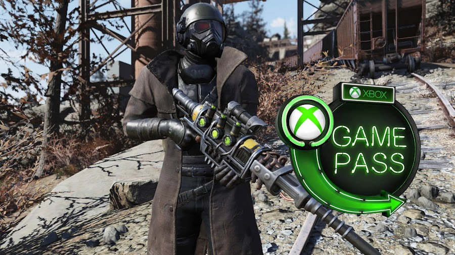 xbox game pass 2020 fallout 76 bethesda softworks xb1