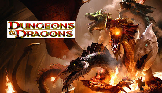 PEOPLE STILL PLAY DUNGEONS AND DRAGONS TABLETOP GAMES!