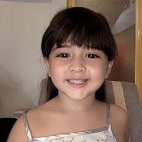 Biodata Ciara Brosnan sebagai Lolly (anaknya Intan) di sinetron Bintang di Hatiku RCTI