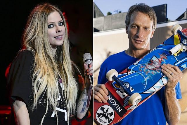 Así fue el backstage del video debut de Avril Lavigne en Tik Tok