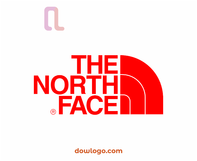 Logo North The Face Vector Format CDR, PNG