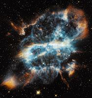 Planetary Nebula NGC 5189