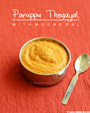 Paasi paruppu thovaiyal recipe